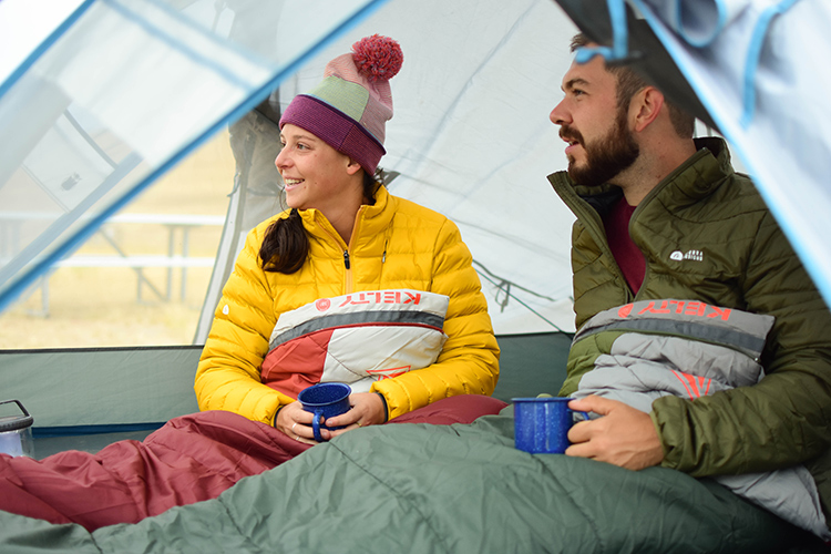 The Most Comfortable Sleeping Bag for Every Season
