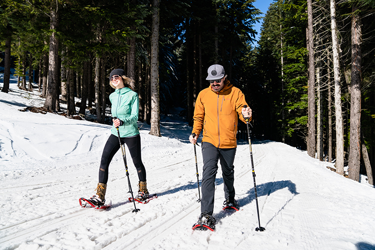 Snowshoeing: 5 Great Brands to Try This Season
