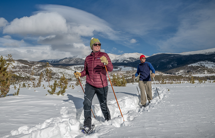 7 Picturesque Snowshoeing Trails to Try This Winter