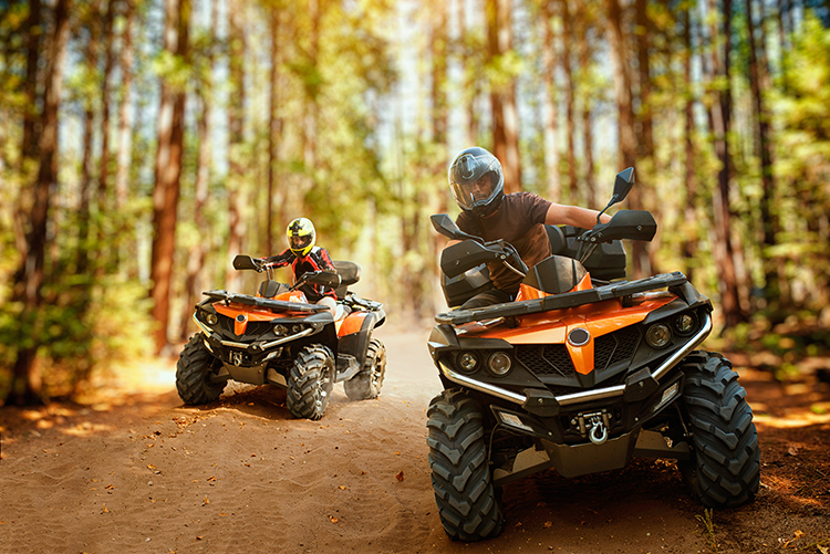 5 Impressive ATV Destinations in the Southeast