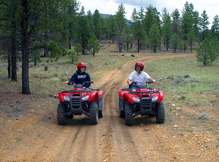 7 Impressive ATV Destinations in the Southwest