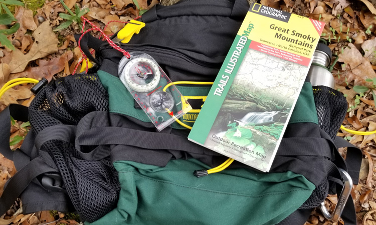 Staying found: Learn the basics of map and compass