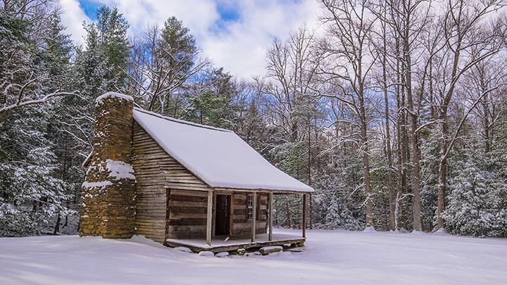 9 Best Winter Cabin Camping Spots In Tennessee