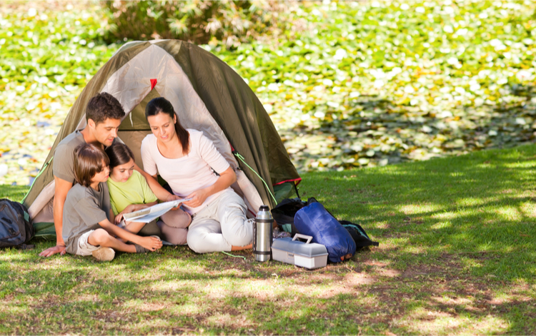 5 Awesome Campgrounds for Families in Tennessee