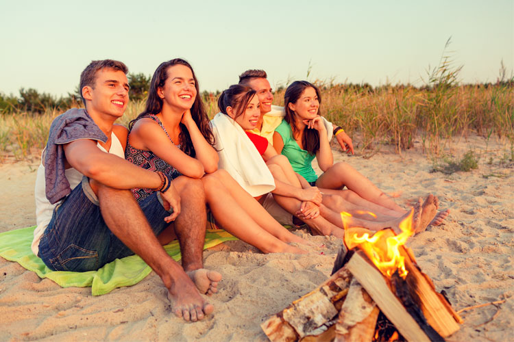 5 Gorgeous Beach Campsites in Tennessee