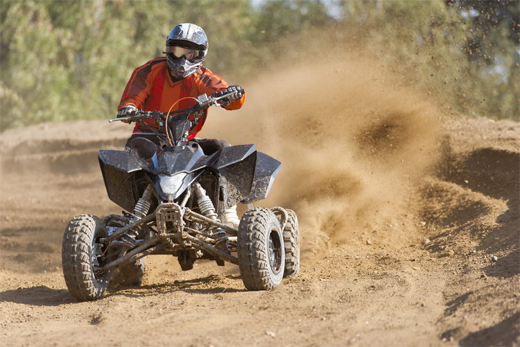 ATV Off-Roading Adventure at Adventure Off Road Park