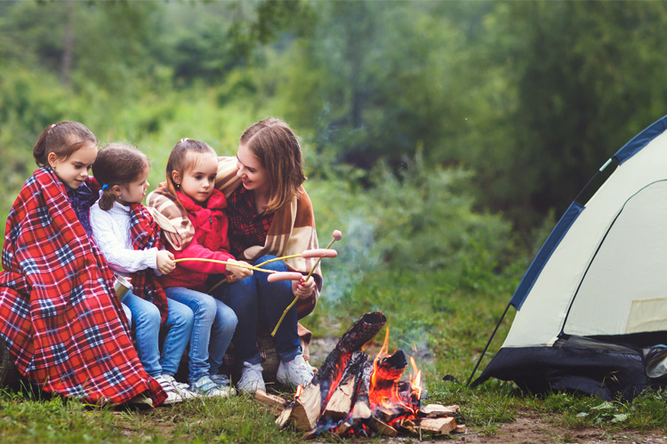 5 Perfect Fall Camping Spots in Tennessee