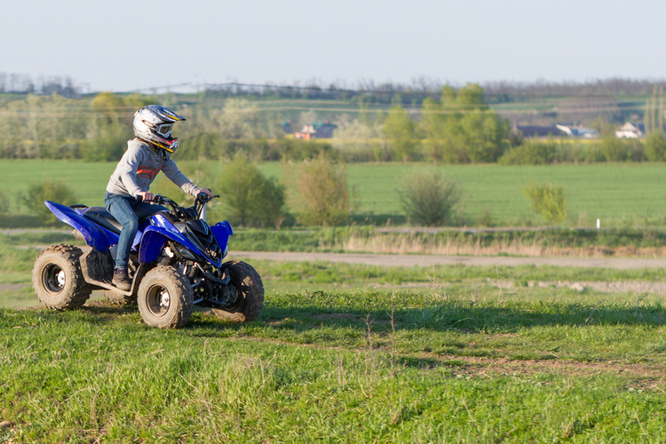 5 Cool Spots for ATV Off-Roading in Texas