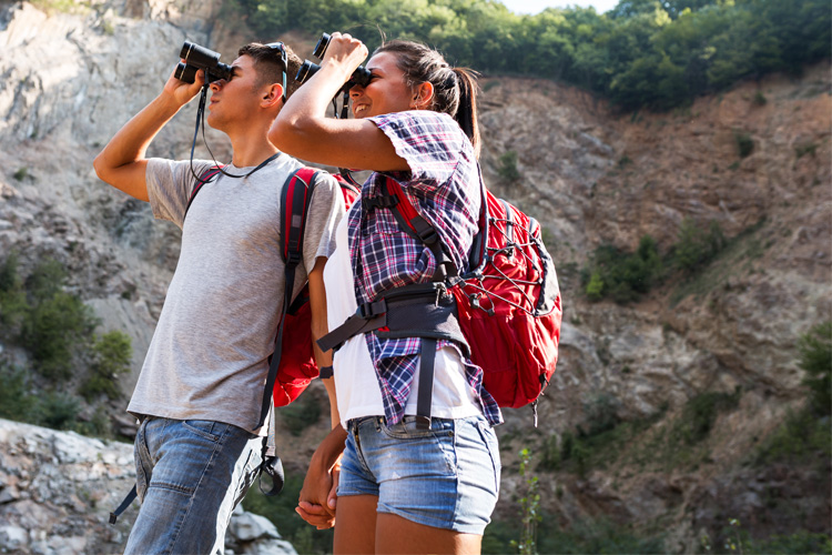 7 Best Birdwatching Hikes in Texas