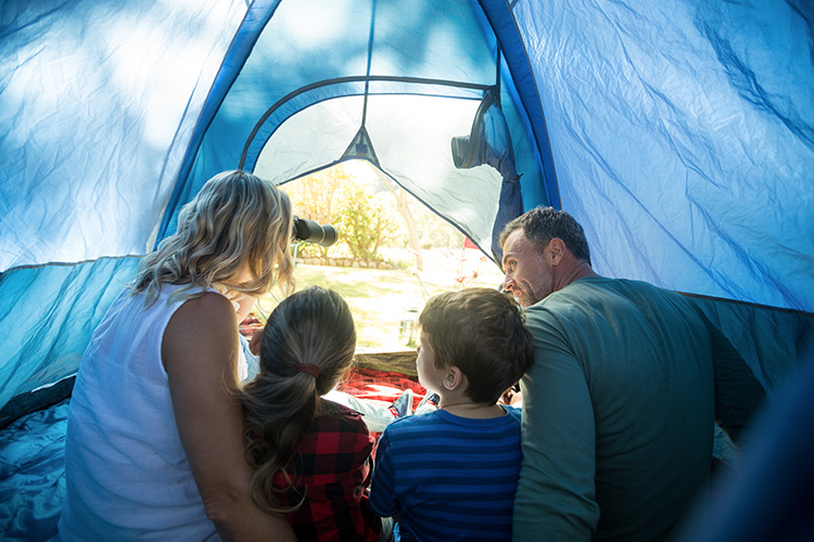 5 Awesome Campgrounds for Families in Texas