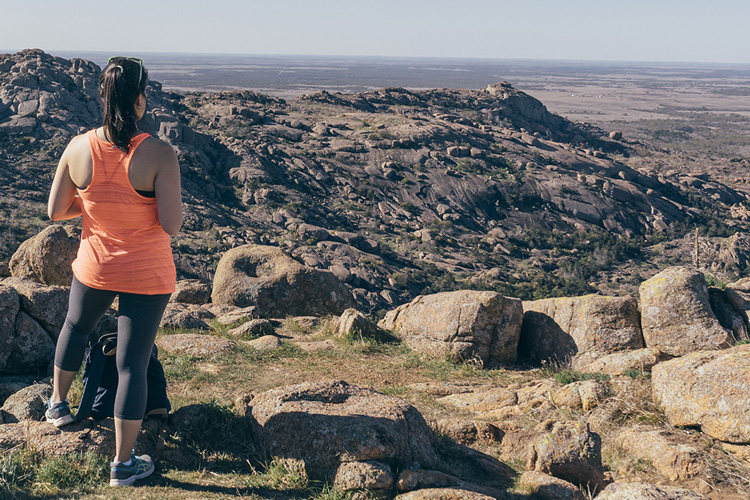 5 Great Hiking Trails in Texas