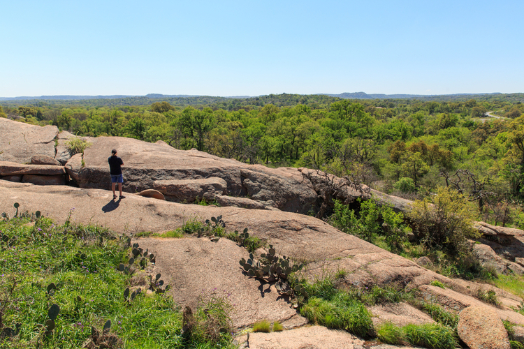 5 Beautiful Scenic Hikes in Texas
