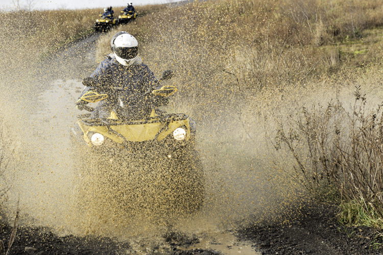 ATV Off-Roading Adventure at Mud Creek Off-Road Park