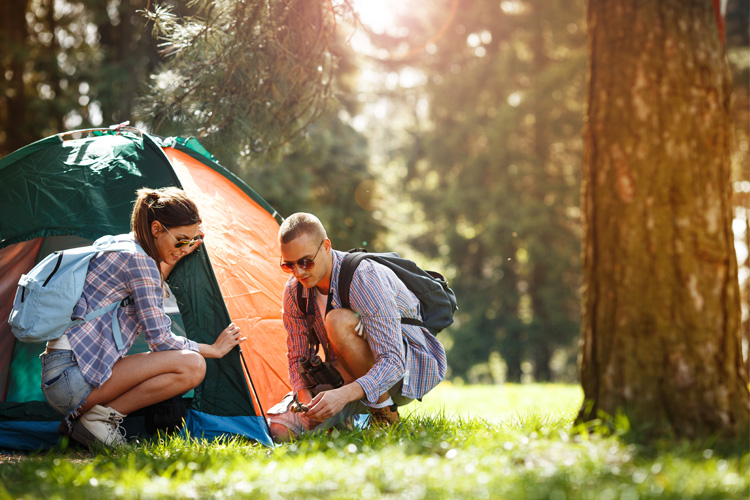 5 Perfect Fall Camping Spots in Texas