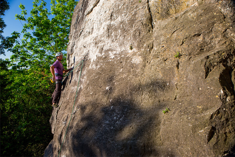5 Cool Rock Climbing Spots in Texas