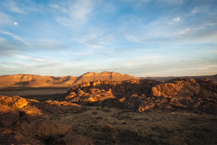 Best Weekend Winter Getaway in Hueco Tanks State Park and Historic Site
