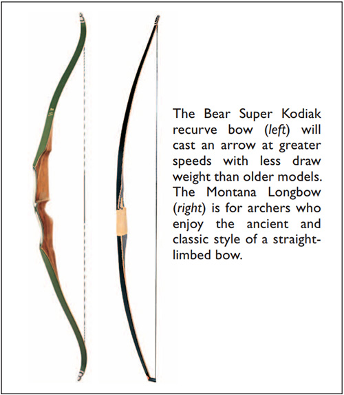 Bear Super Kodiak Recurve Bow