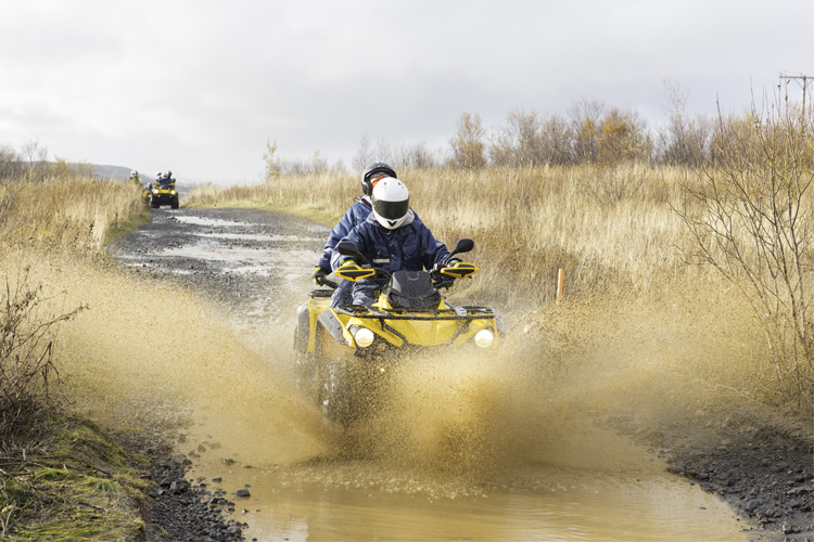 10 Tips for Safely Riding ATVs