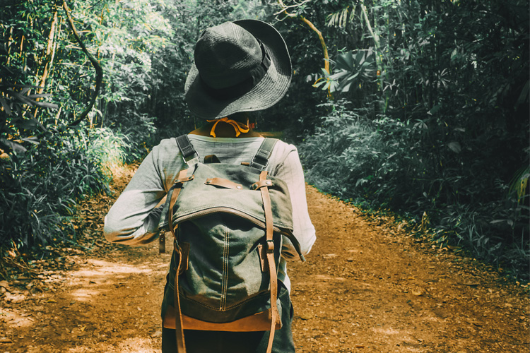 Bare necessities to carry in your daypack