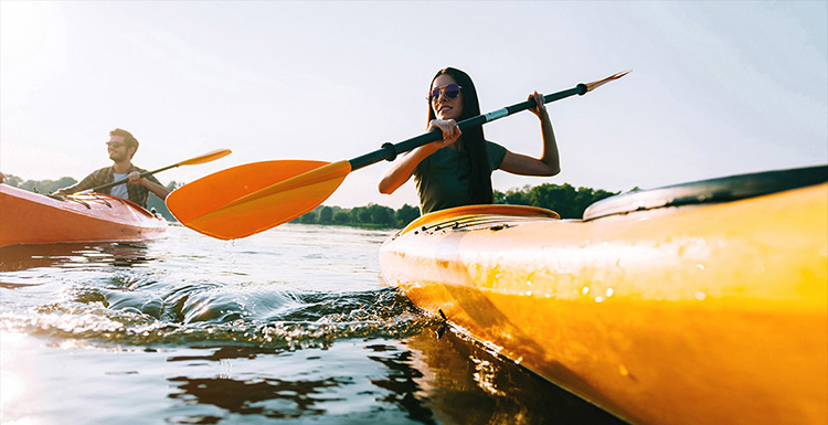 Get Started with Paddle Sports:  10 Tips