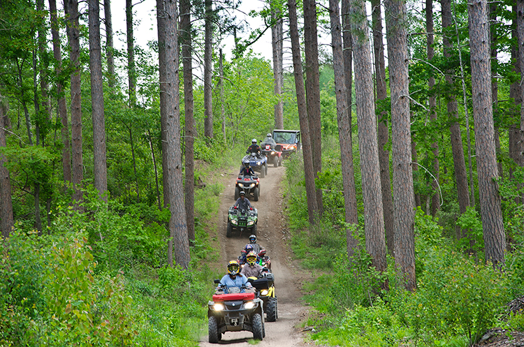 10 Perfect Places to Ride Your ATV on Public Land