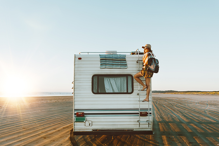 Summer Getaway: 10 Incredible Places to Rent an RV in the U.S.