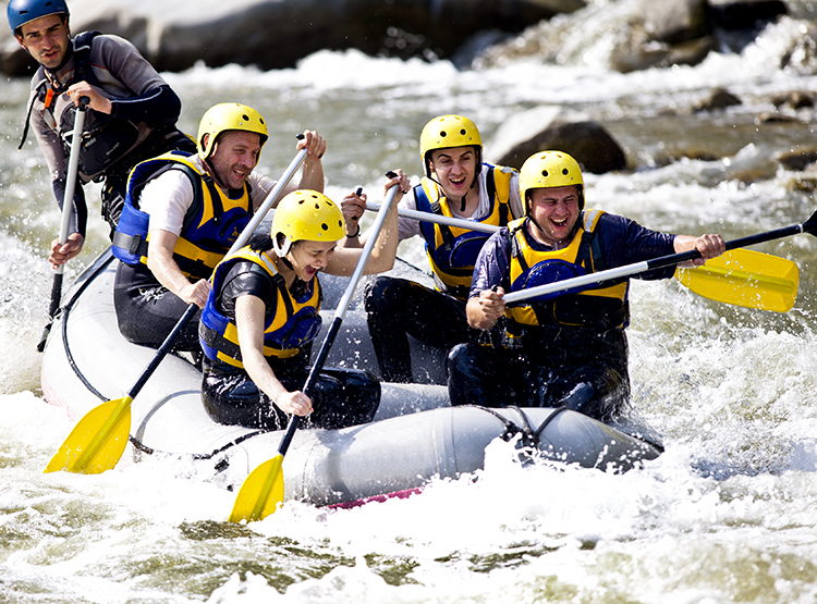 6 Terrific Whitewater Parks in America