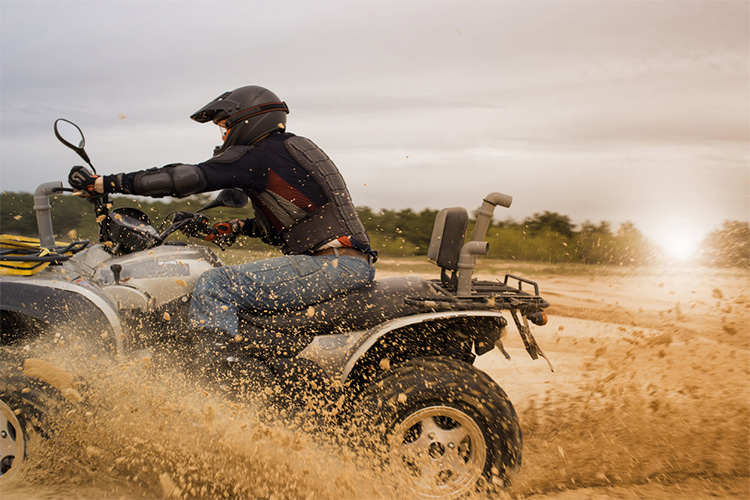 5 Cool Spots for ATV Off-Roading in Utah