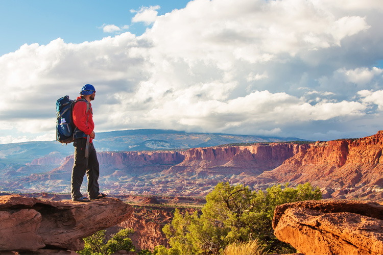5 Beautiful Backpack Camping Spots in Utah