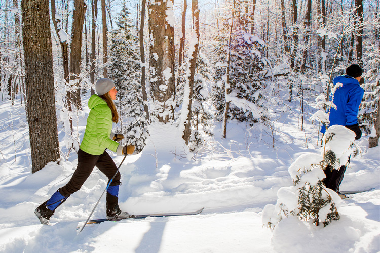 The Best Cross-Country Skiing Adventure in Utah