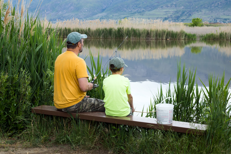 5 Best Fishing Holes in Utah