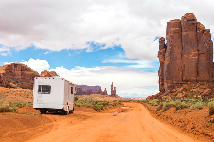 5 Awesome RV Campsites in Utah