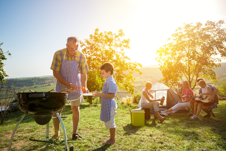 5 Awesome Campgrounds for Families in Virginia