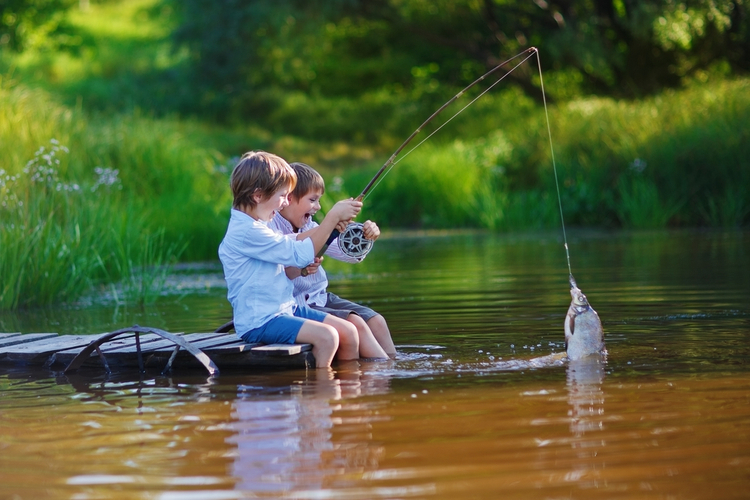 5 Best Fishing Holes in Virginia