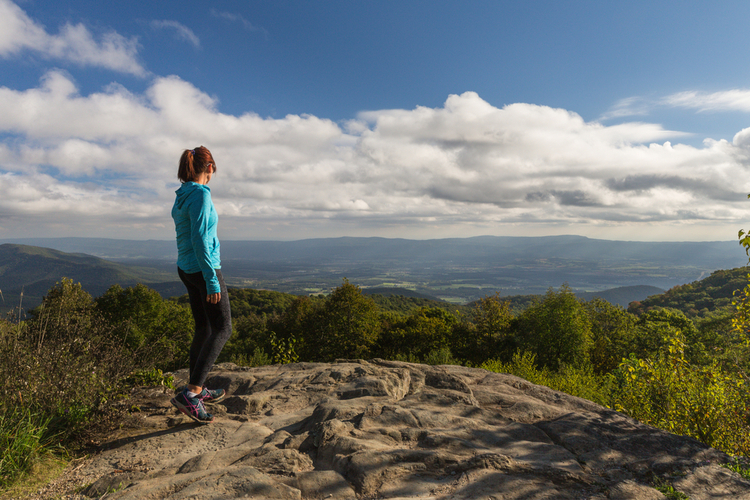 5 Beautiful Scenic Hikes in Virginia