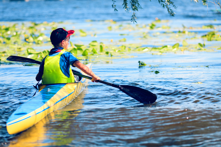 5 Excellent Places for Beginners to Kayak in Virginia