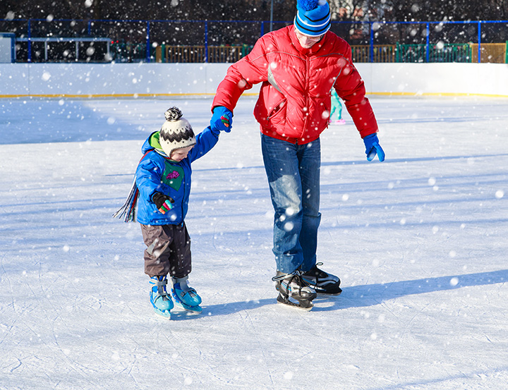 10 Best Ice Skating Rinks in Vermont