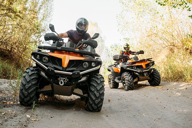 7 Impressive ATV Destinations in the West