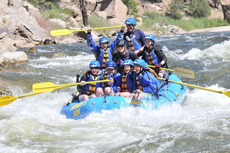 5 Best Whitewater Day Trips In America
