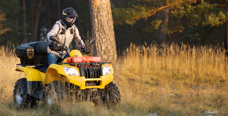 5 Cool Spots for ATV Off-Roading in Wisconsin