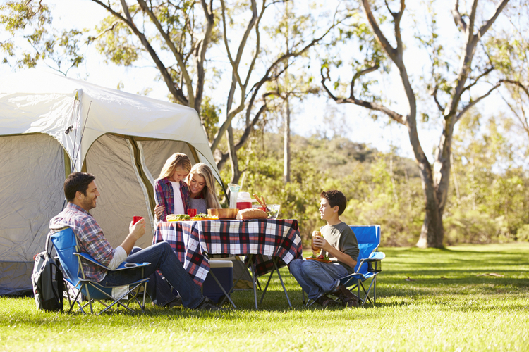 5 Awesome Campgrounds for Families in Wisconsin