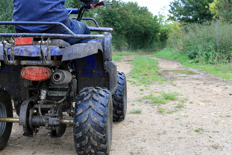 ATV Off-Roading Adventure at Cheese Country Trail System