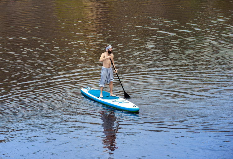 5 Great Paddleboarding Spots in Wisconsin