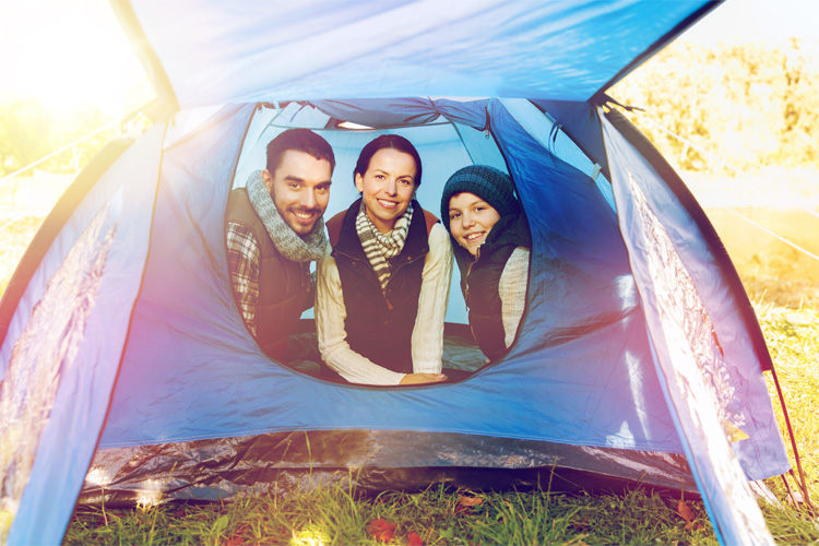 5 Perfect Fall Camping Spots in Wisconsin