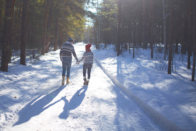 Best Winter Weekend Getaway at Governor Nelson State Park