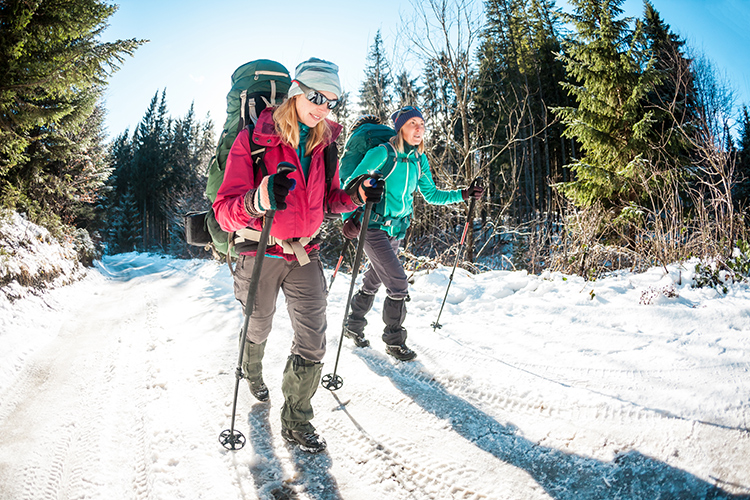How to Plan a Winter Backpacking Trip