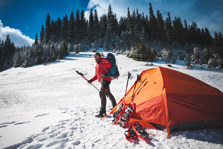 Safety First: 10 Hacks for Successful Winter Camping
