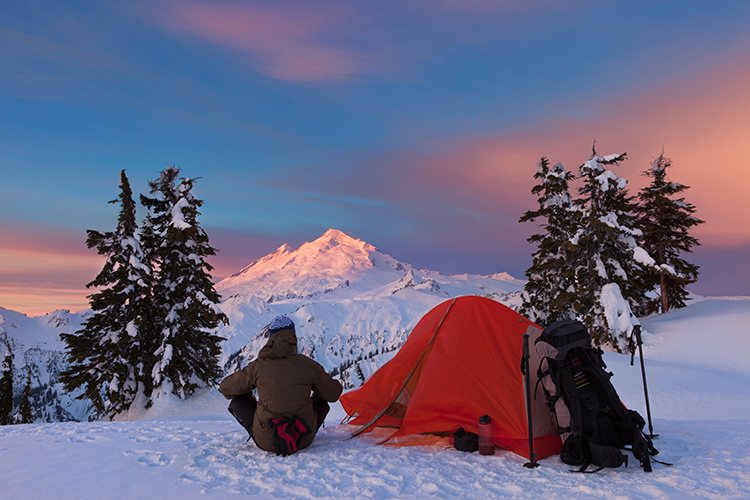 6 Tips for Successful Winter Camping