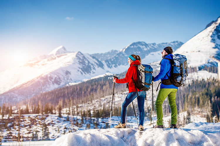 5 Amazing Winter Hikes to Take Right Now!