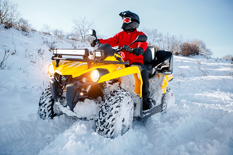 How to Get Your ATV Ready for Winter